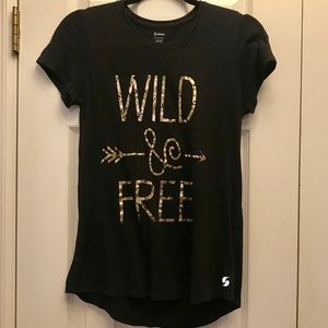 Soffee Wild & Free Top